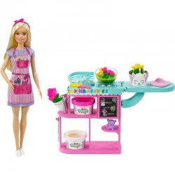 Barbie Květinářka
