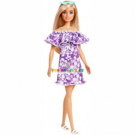 Barbie Malibu blondýnka 50. výročí