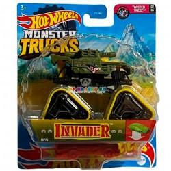 Hot Wheels Monster Trucks Invader 18/75