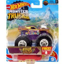 Hot Wheels Monster Trucks Rodger Dodger 2/75