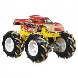 Hot Wheels Monster Trucks Podium Crasher 34/75