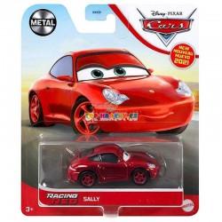 Disney Pixar Cars racing Red Sally
