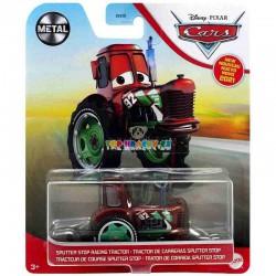 Disney Pixar Cars Sputer Stop Racing Tractor