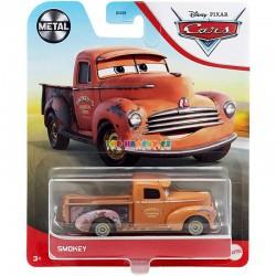 Disney Pixar Cars Smokey Čmoudík