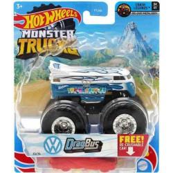Hot Wheels Monster Trucks Drag Bus 33/75