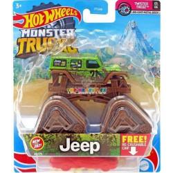 Hot Wheels Monster Trucks Jeep 40/75