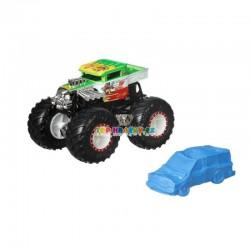 Hot Wheels Monster Trucks HW Pizza 47/75