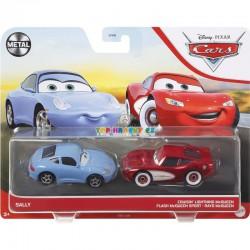 Disney Pixar Cars Sally Cruisin Lightning