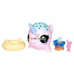 LPS Littlest Pet Shop 48 narwhal a 49 krab