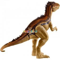 Jurský svět obrovský dinosaurus Carcharodontosaurus