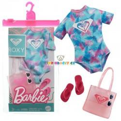Barbie oblečky Roxy k vodě