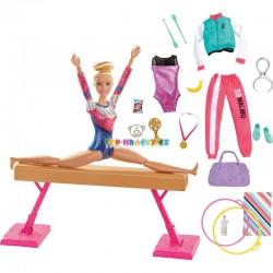 Barbie gymnastka herní set