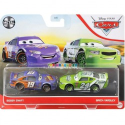 Disney Pixar Cars Bobby Swift a Brick Yardley