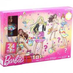 Barbie Adventní kalendář 2021