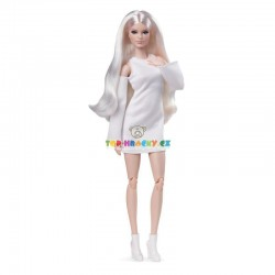 Barbie Basic vysoká blondýna