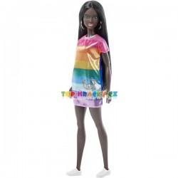 BRB Barbie fashionistas modelka 90 černoška
