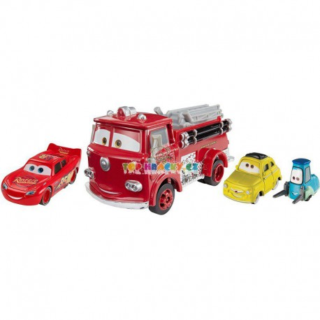 Disney Pixar Cars 3 Ruda 3pack