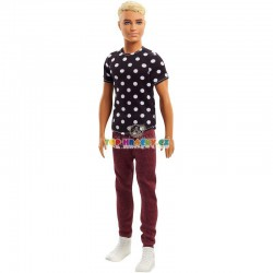 Barbie fashionistas model Ken 14