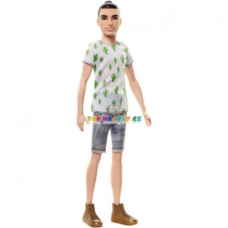 Barbie fashionistas model Ken 16
