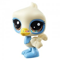 LPS Littlest Pet Shop 84 pštros Azure Ostrich