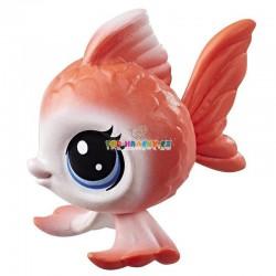 LPS Littlest Pet Shop 73 zlatá japonská rybka