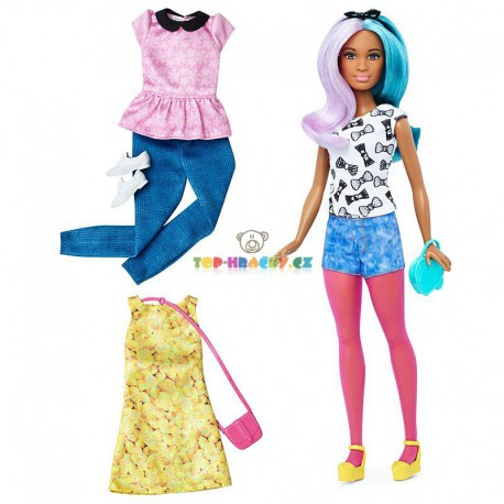 Barbie fashionistas modelka 42 s oblečky