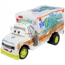 Disney Pixar Cars 3 velké auto Dr. Damage