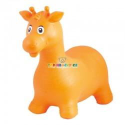 Hopsadlo žirafa 55 x 50 cm