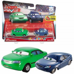 Disney Pixar Cars Dan Sclarkenberg a Kim Carllins