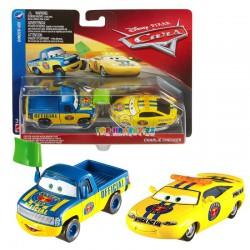 Disney Pixar Cars Charlie Checker a Dexter Hover