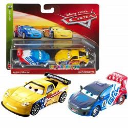 Disney Pixar Cars Raoul Caroule a Jeff Gorvette
