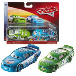 Disney Pixar Cars  Brick Yardley a Cal Weathers