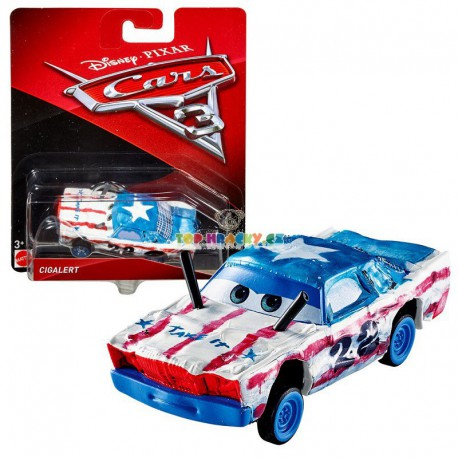 Disney Pixar Cars 3 Cigalert